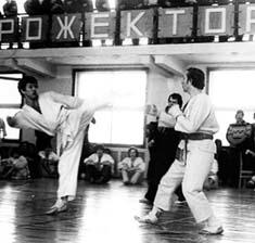 Александр Трушков атакует. Год 1979.